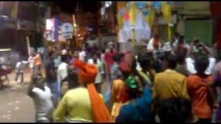 Shiv Jayanti 2011 Gondhali Galli,Belgaum