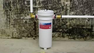 WATTS OneFlow Waterontharder - Hoe te installeren