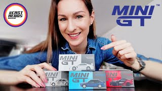MINI GT's Brand NEW Editions in 2021
