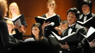 Saint Francis High School - Agnus Dei - Saint Francis Chamber Choir