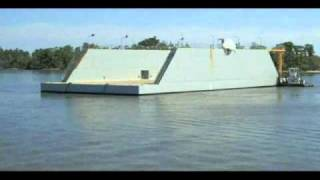 3000 Ton Drydock Launch Video From Www.timarine.com