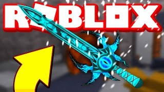 CRAFTING THE FREEZENDO MYTHIC KNIFE!! (Roblox Assassin)