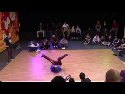 "Battle ""1"" Break Dance RLC - Sion"