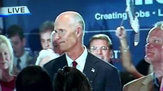 Rick Scott Is 4 Jobs 4 Florida Governor Election 2010 4