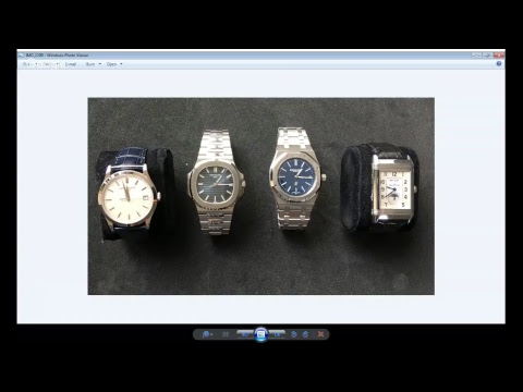 RUDI'S 4 PIECE PERFECT COLLECTION - Rich people can buy nice watches