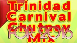 Trinidad Chutney 2016 Mix ( DJ SWEETMAN )