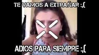 Chica se enoja por su goma xd (mejor editado)