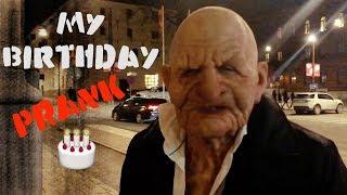 Juliens Birthday PRANK!!!-Julien Magic