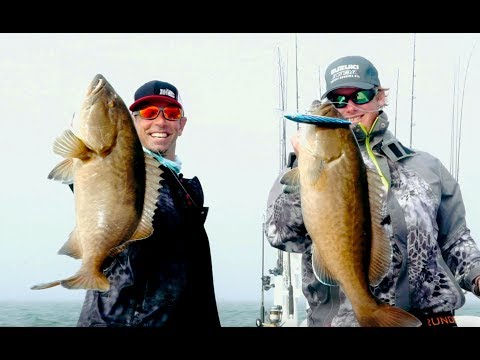 ec290bfabed32 Going Ike Season 4 Episode 10 - Light Tackle Grouper