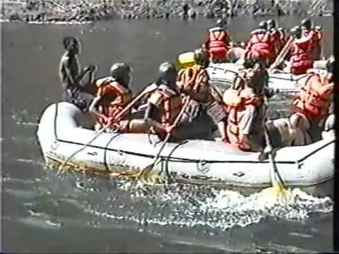 Zimbabwe Rafting 2002