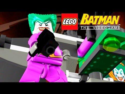 CORINGA CONSEGUIU ESCAPAR - LEGO Batman The Videogame #12