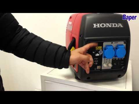 Generador Honda eu20i