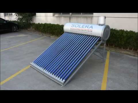 High Efficiency Solar Hot Water Heater System for Latin American ~~~