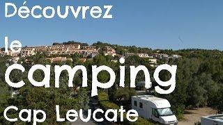 Découvrez le Camping Municipal Cap Leucate à Leucate Méditerranée !