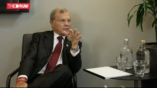 The Token Man: Sir Martin Sorrell on women in marketing