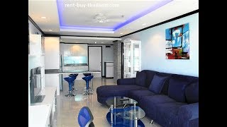 Pattaya condominiums for Sale - Rent with sea view