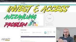 Invest & Access Mintos Auszahlung & Problem | Patrick's Finanzen | Video 5