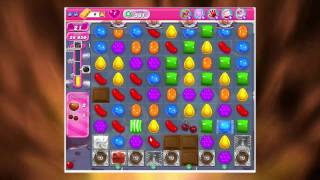 Candy Crush - How To Beat Level 361 in Candy Crush Walkthrough Saga - No Boosts - Score 89,920