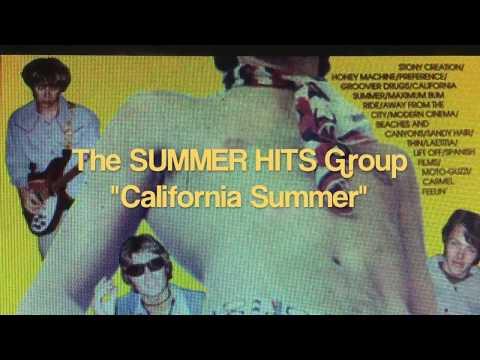 THE SUMMER HITS - CALIFORNIA SUMMER (UN OFFICIAL)