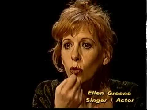 Ellen GreeneRare 2006 TV , Little Shop of Horrors