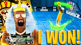 HOW I WON BASKETBALL GODZ & GOT UNLIMITED BOOSTS in NBA 2K21! BEST METHODS TO WIN EVENTS • NBA2K21