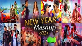New Year Mashup 2021 / Bollywood Party Mashup 2021 / DJ Sahil AiM / Sajjad Khan Visuals