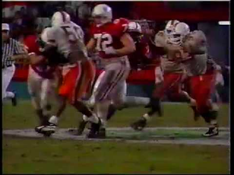 1995 Orange Bowl - Tommie Frazier 25 yard run
