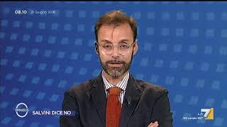 Omnibus - Migranti, UE in ordine sparso (Puntata 21/06/2018)
