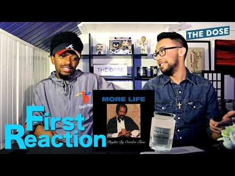 Drake - More Life First Reaction! // Get Those Tissues Ready!!!