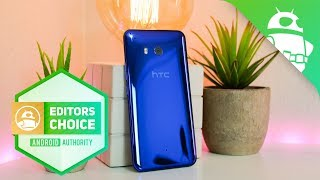 HTC U11 Review: Just Squeeze It