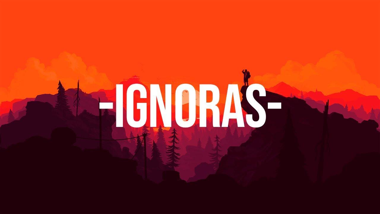 [FREE] Ignoras   Type Beat Instrumental Sech Lenny Tavárez, Dalex Romántico Dancehall Reggaeton 2020