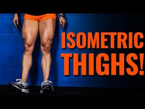 VMO Flex & Wall Sit for Killer Quads | Strong Legs SUPERSET