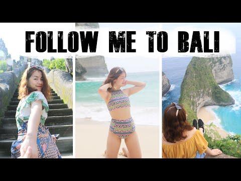 Travel Vlog: Du Lịch Bali Tự Túc ♡ Đi Đâu & Ăn Gì ♡ Quin