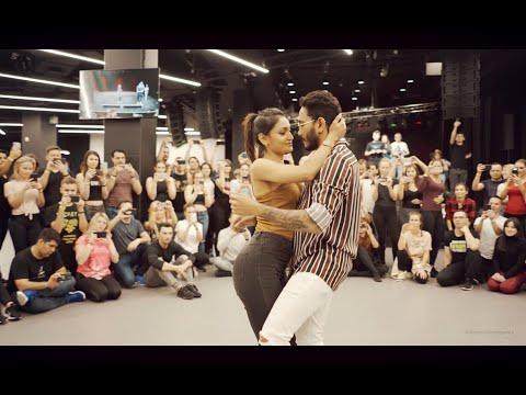 Cornel & Rithika | Bachata Sensual | Ritmo - The Black Eyed Peas, J Balvin | Dj Madej Bachata Remix