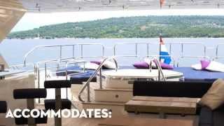Yacht Charter Croatia Sunseeker 34m