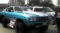 Lifted Muscle Cars Youtube
