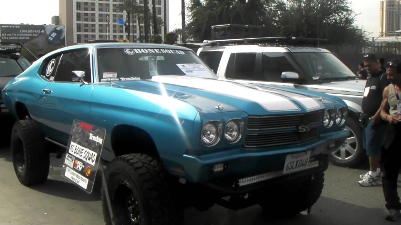 DUBSandTIRES.com 1971 Chevy Chevelle SS lifted Off Road Tires Mud ...