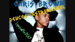 Chris Brown   Deuces Instrumental With hook