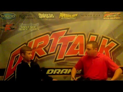 Dirt Talk with Drake York:  Episode 7 with Elijah Jones.