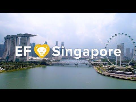 EF ❤ Singapore