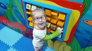#2 Развлекательный центр для Детей с горками и батутами/#Indoor Play ground for Kids