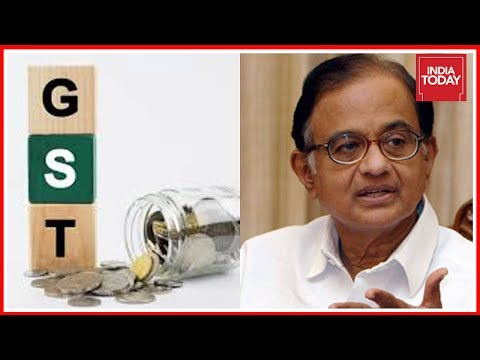 P. Chidambaram Exclusive Interview On GST Rollout | Newsroom