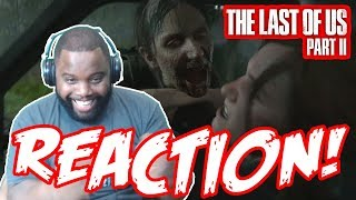 The Last Of Us Part 2 Reaction!! #StateOfPlay #Playstation #Reaction