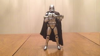 S.H.Figuarts Captain Phasma Review