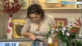 Оригинальная закуска из сельди - Рецепт Даши Малаховой - Интер