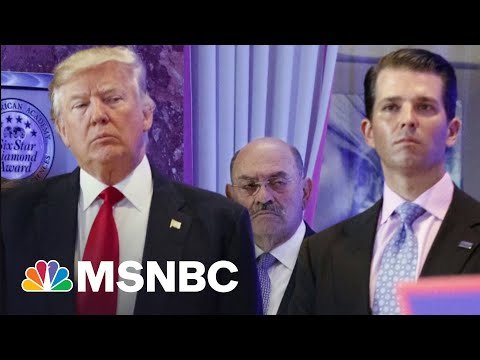 Embattled Trump CFO Now Tied To Inauguration Scandal | All In | MSNBC