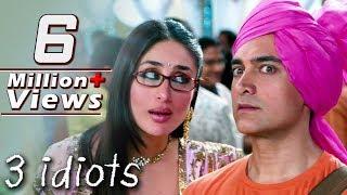 Ye Aadmi Nahi Price Tag Hai (ये आदमी नहीं प्राइज टैग है) - 3 Idiots | Aamir Khan, Kareena Kapoor