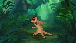 Пісня Тимона і Пумбы з мультфільму