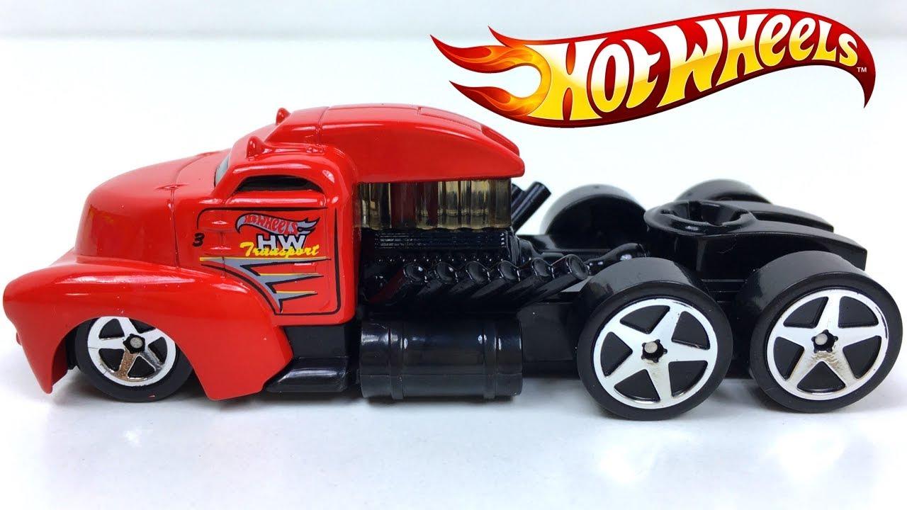 Mega Coleccion De Camiones Transportadores Hot Wheels Juguetes