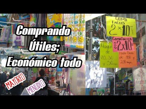 INICIA TU NEGOCIO/COMPRAS/PAPELERÍA/CDMX